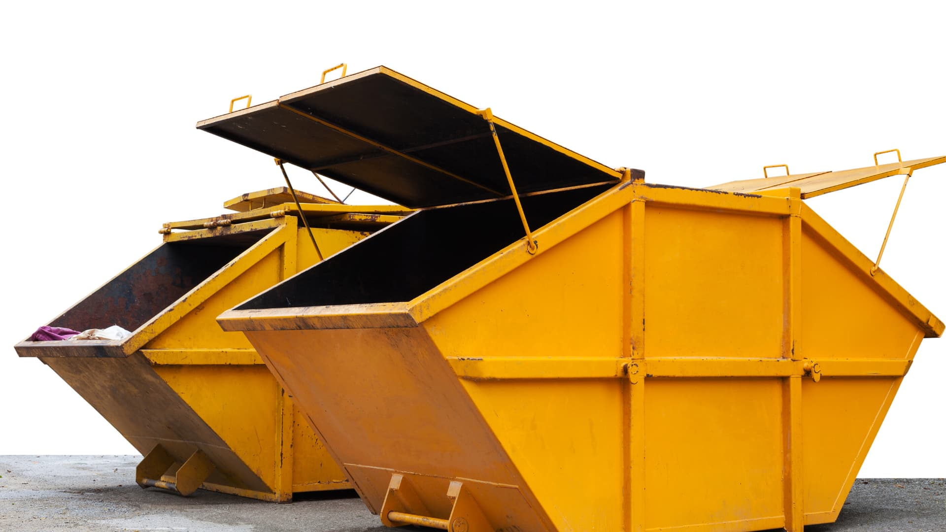 Skip Hire: Get Rid Of Garbage From Your Property Smoothly!