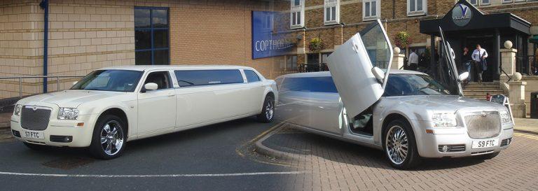 Andrews Limousines.