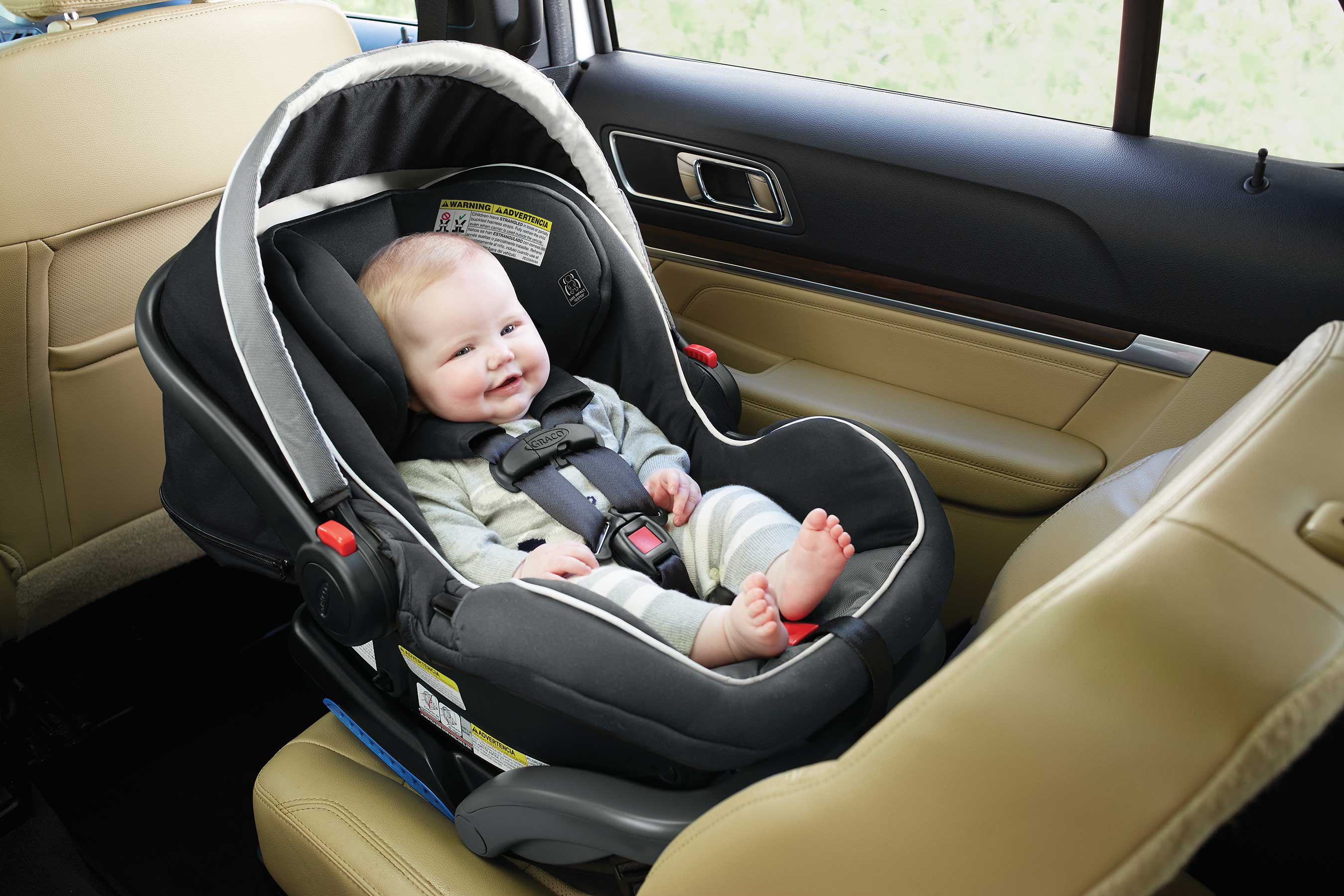 Buy A Car Seat Cover For Your Child