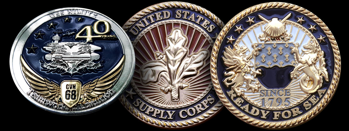 Custom Challenge Coins – History, Benefits And Significance