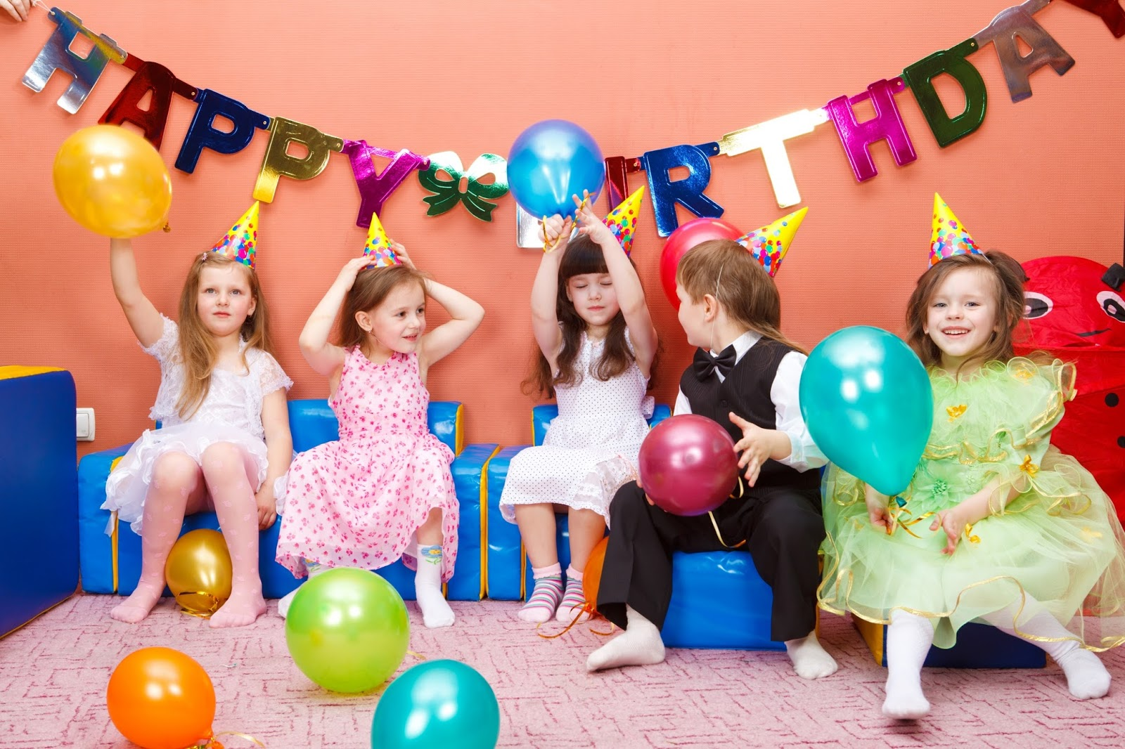 Here Are The Most Entertaining Ideas For Children's Parties