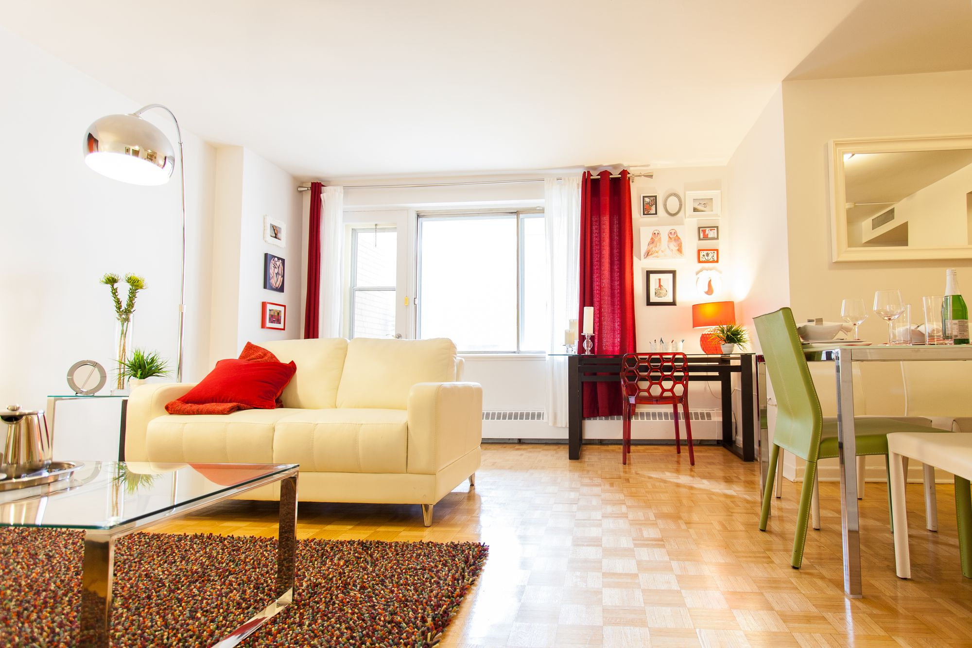 Great Range Of Montreal Apartments At Your Disposal