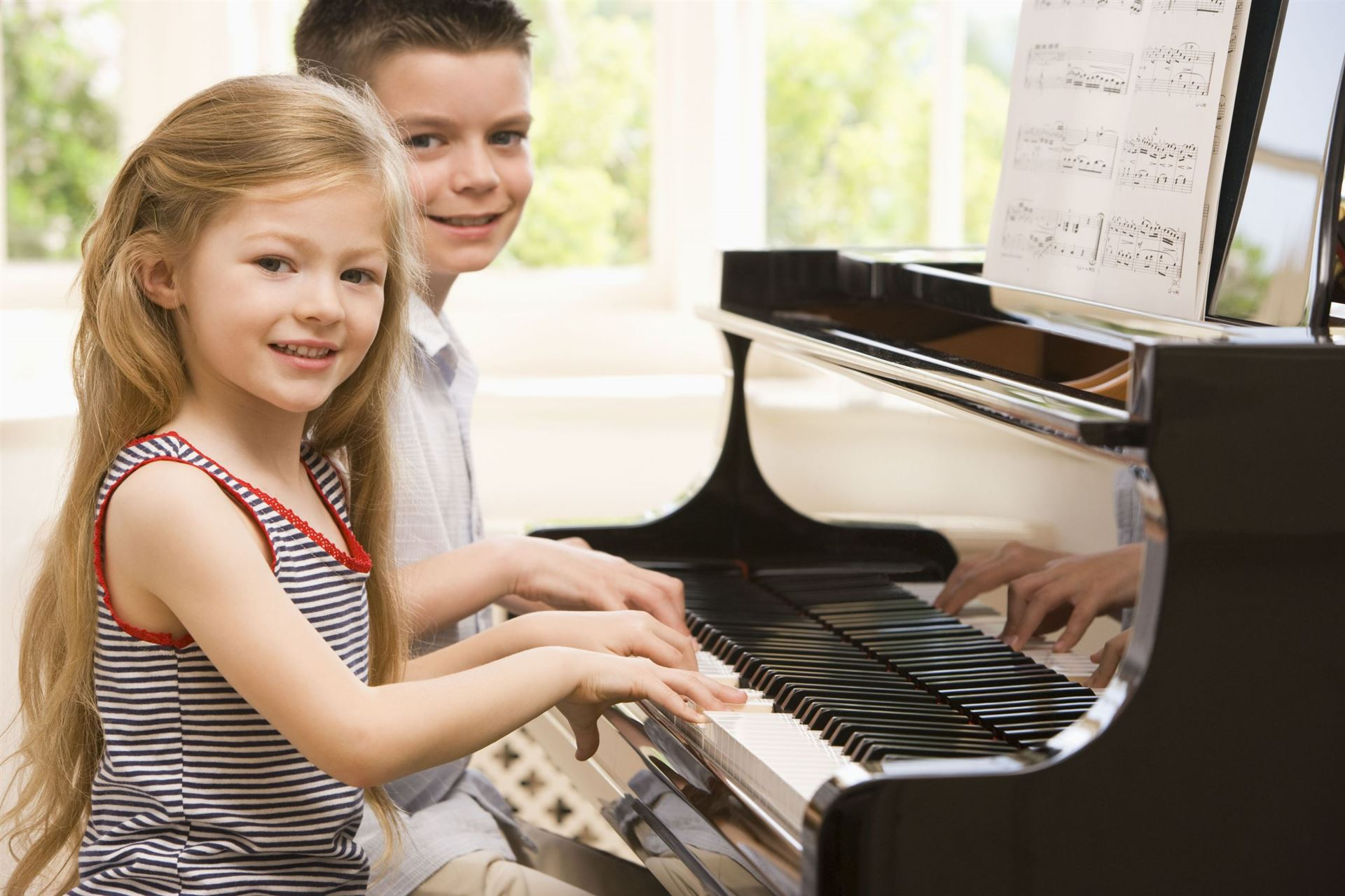 Benefits Of Piano Lessons For Kids