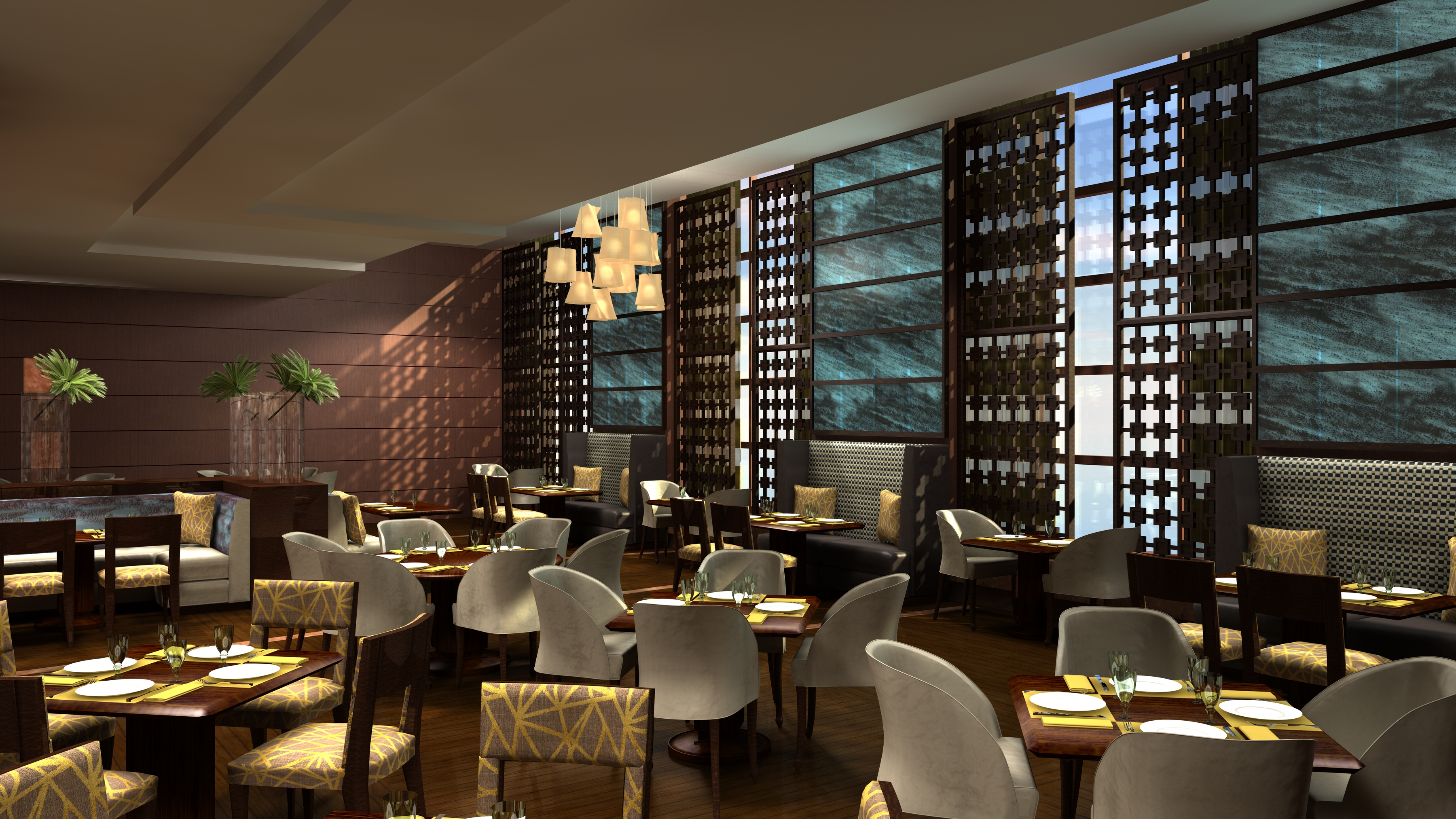 Make Your Customers Feel Good And Comfortable By Having Stylish Restaurant Furnishing