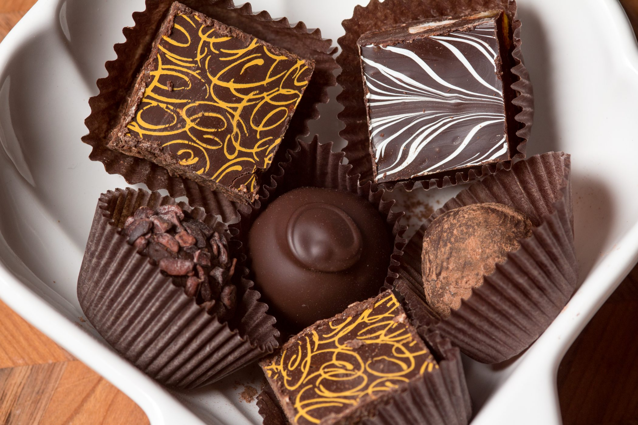 The Savory Chocolate That Melts Your Heart In Every Bite!