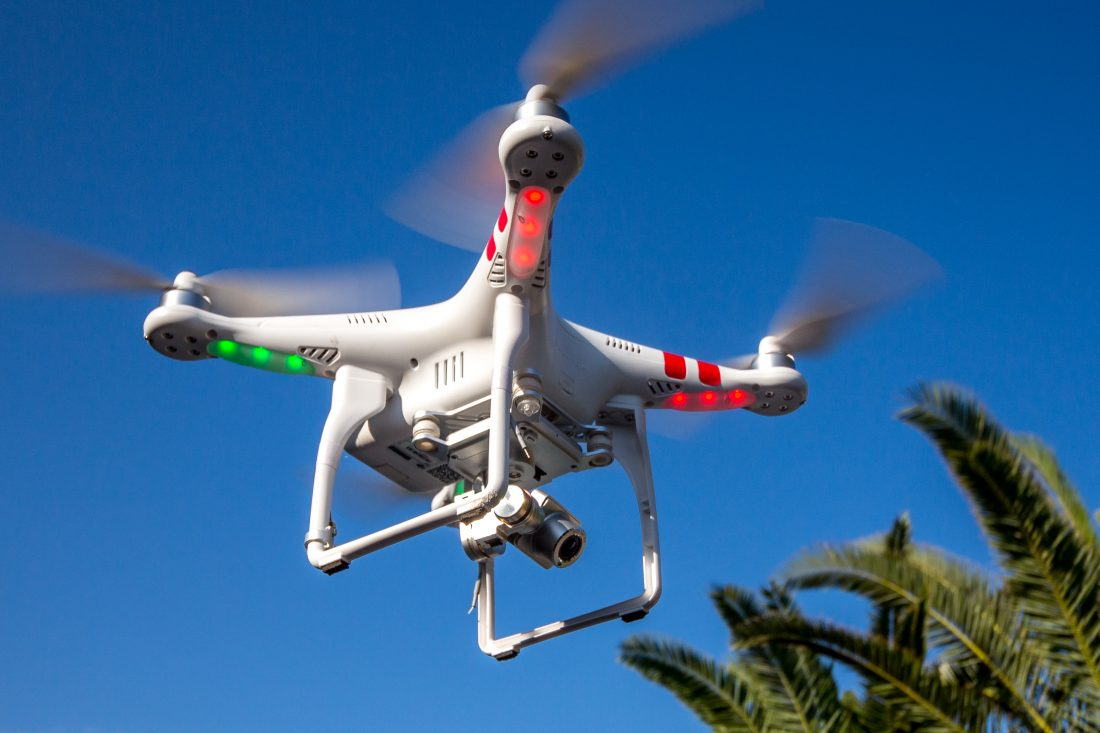 The Use Of Drones In The Field Of Photography