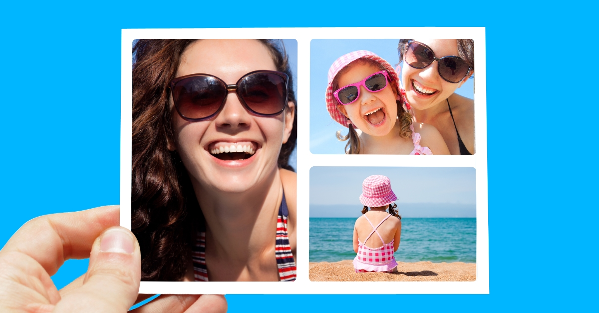 Share A Special Moment With Online Photo Postcards