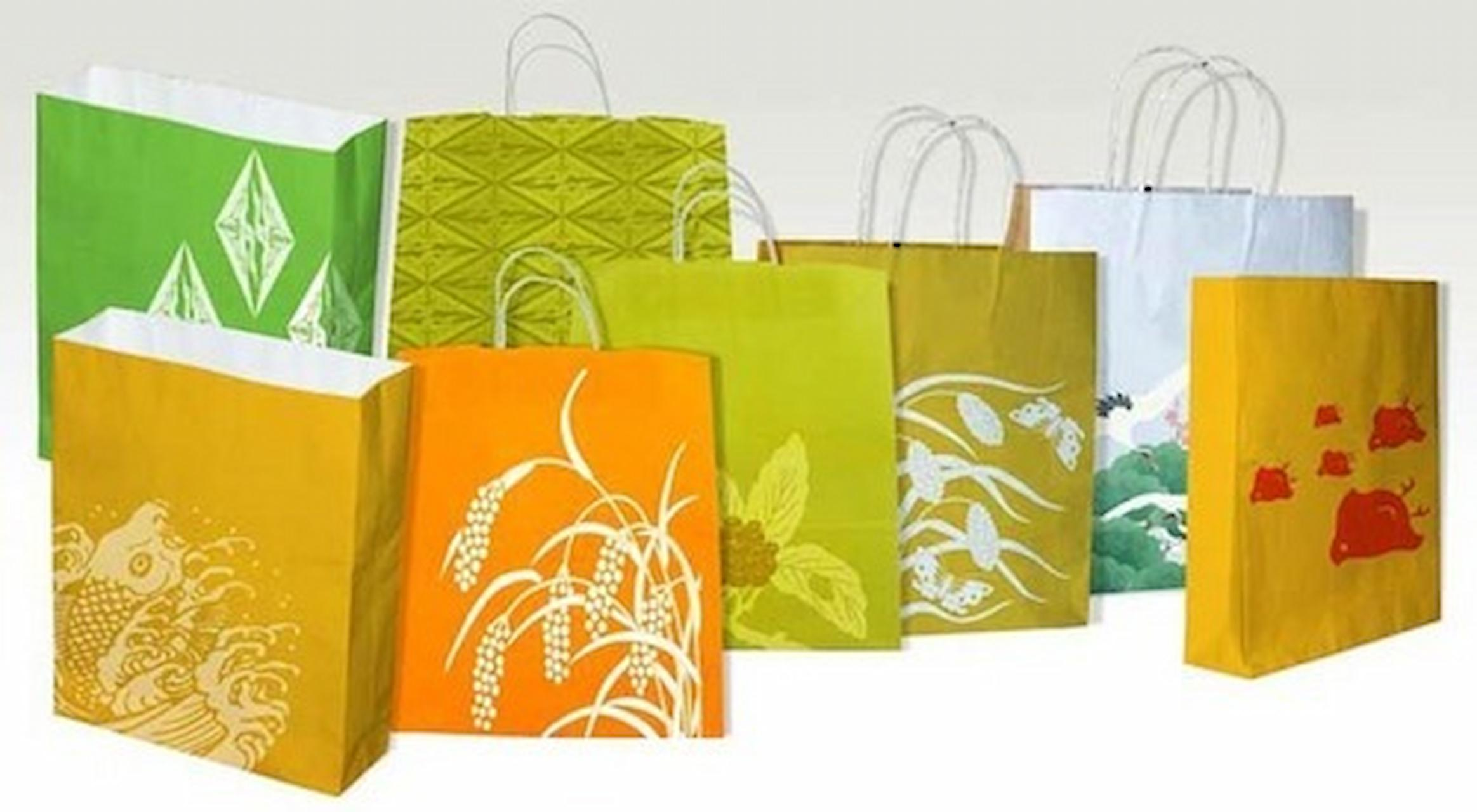 Best Material For Your Printed Paper Bags