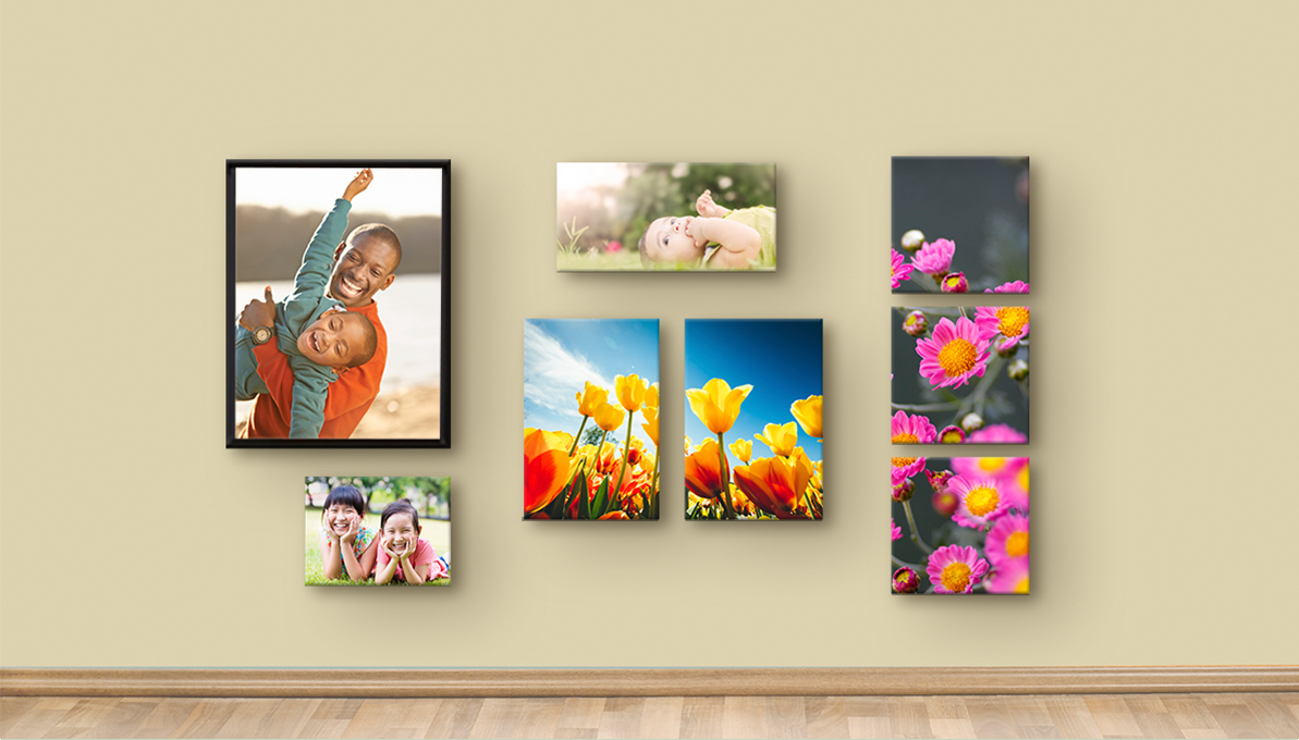 A Brief About Converting Photographs Onto Canvas